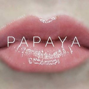 Papaya Limited Edition LipSense Lip Gloss